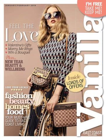 e2634c94cbc Vanilla January February 19  Suffolk  by Vanilla Magazine - issuu