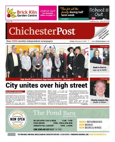 c268edaf7 Chichester Post Issue 146 by Post Newspapers - issuu