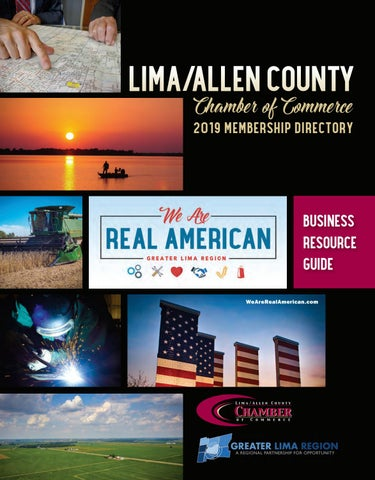 Lima-Allen County OH Digital Magazine - Town Square Publications
