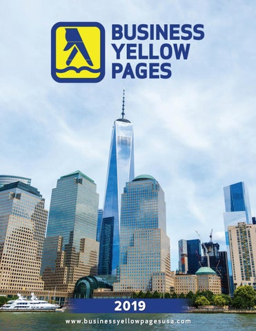 Business Yellow Pages 2019 by El Periodico U S A  - issuu