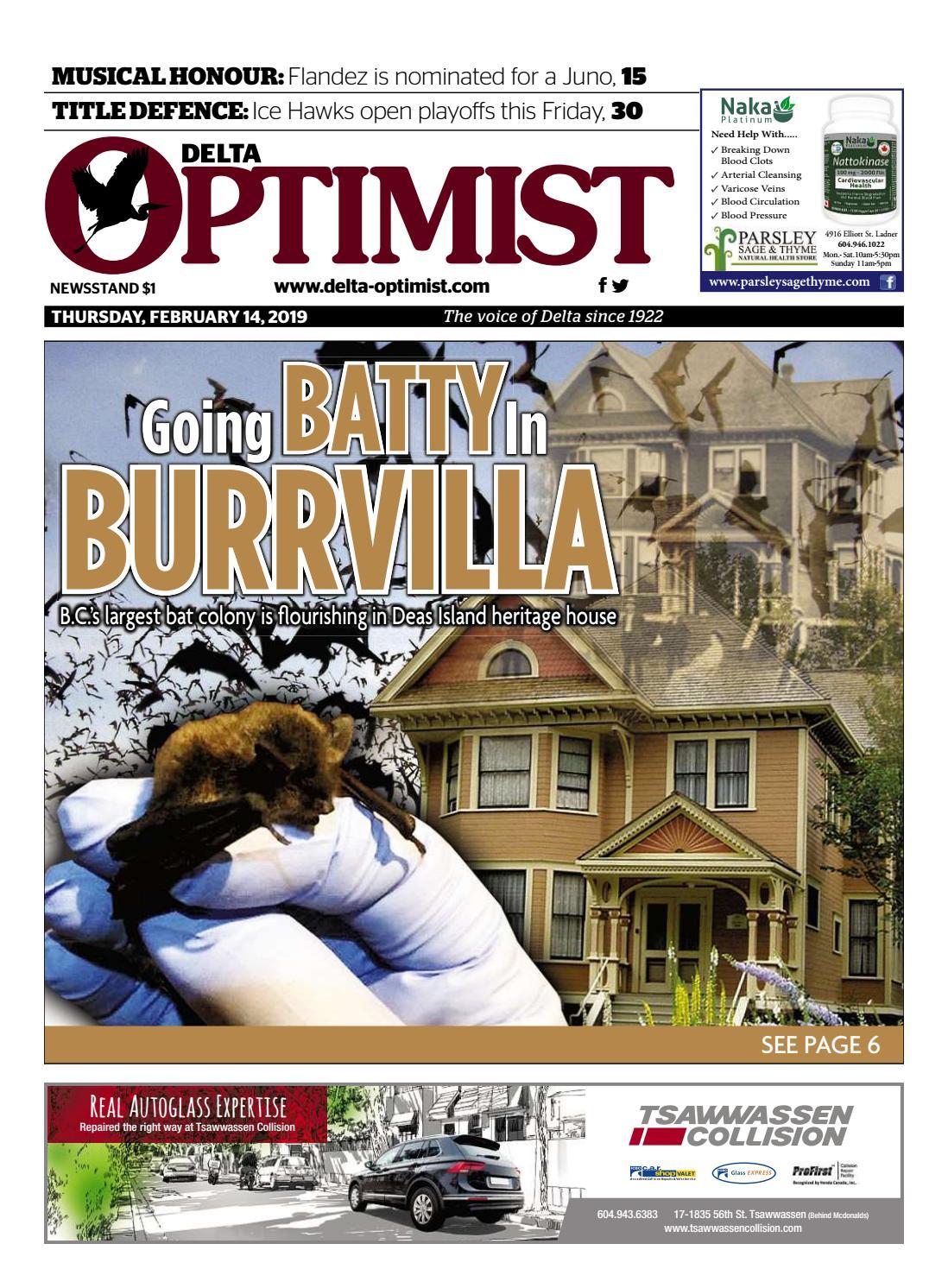 Delta Optimist February 14 2019 by Delta Optimist - issuu