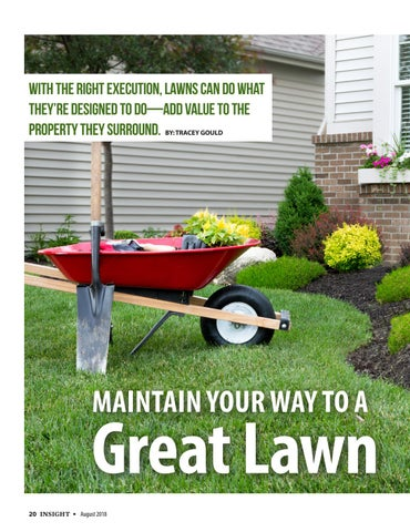 Page 20 of Maintain Your Way to a Great Lawn