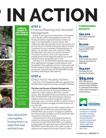 Page 9 of REALTORS® In Action