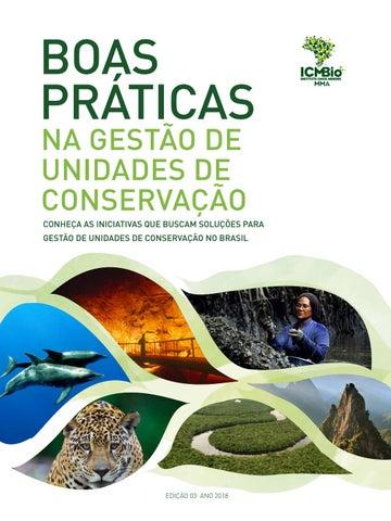cad39ed0b0 BOAS PRÁTICAS NA GESTÃO DE UNIDADES DE CONSERVAÇÃO by Instituto IPE ...
