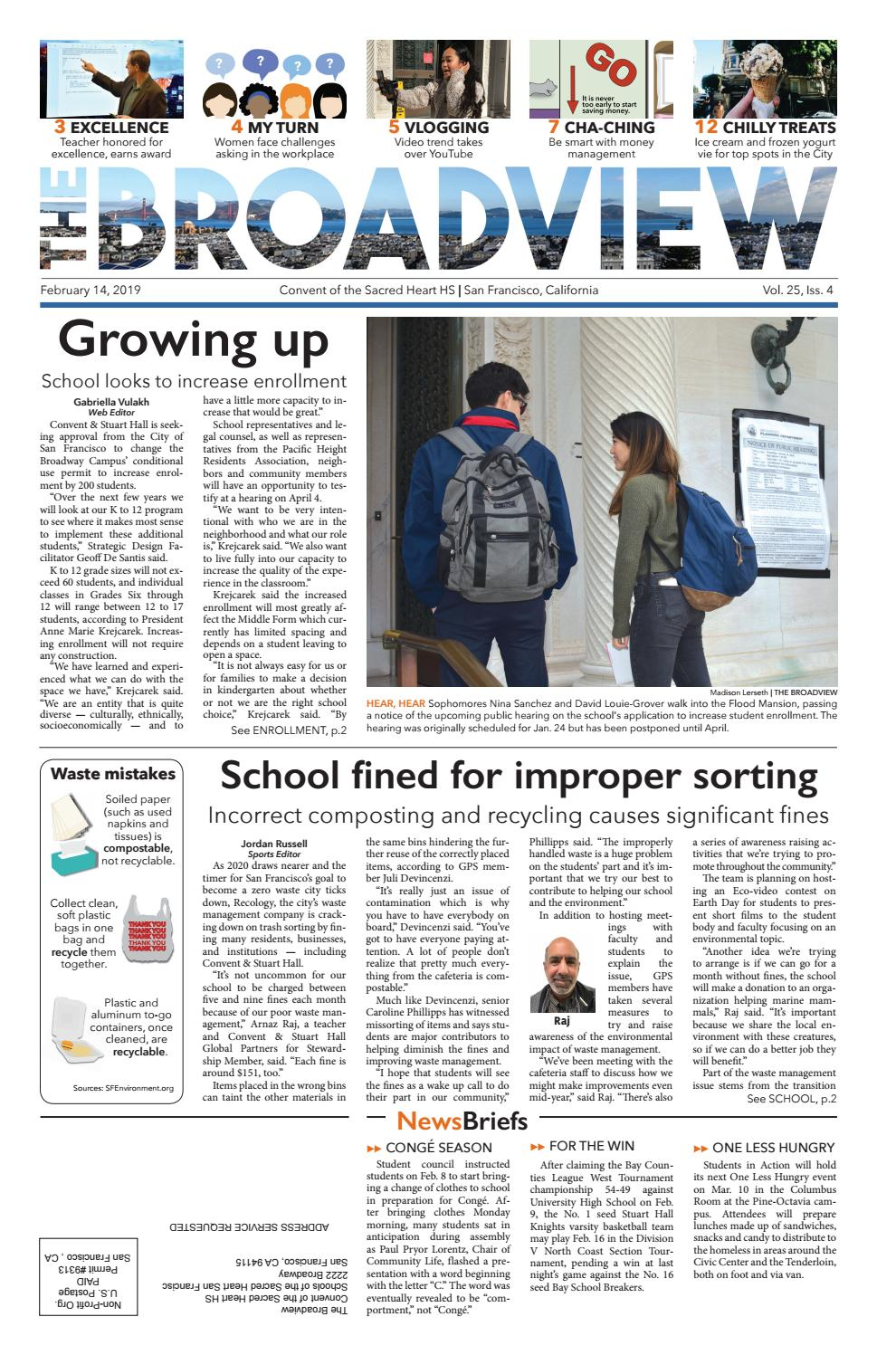 The Broadview by The Broadview - issuu