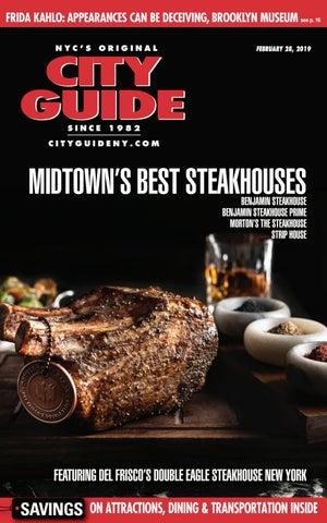 City Guide New York February 28 2019 Issue By Davler Media