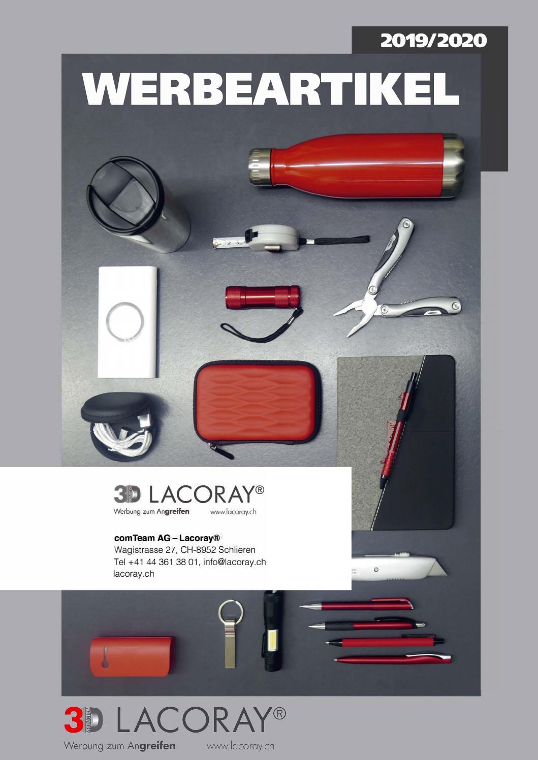 Lacoray Werbeartikel Katalog Für Schnellschüsse By