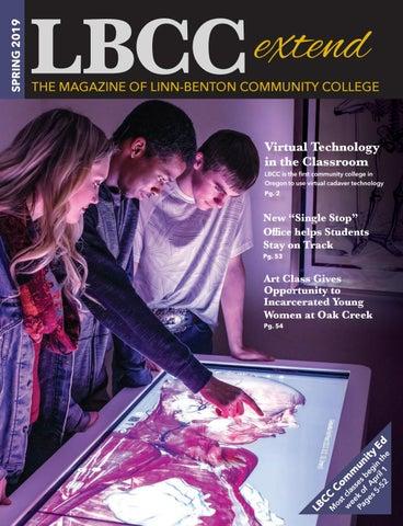 Linn Benton Community College Campus Map.Spring 19 Schedule Of Classes From Linn Benton Community College By