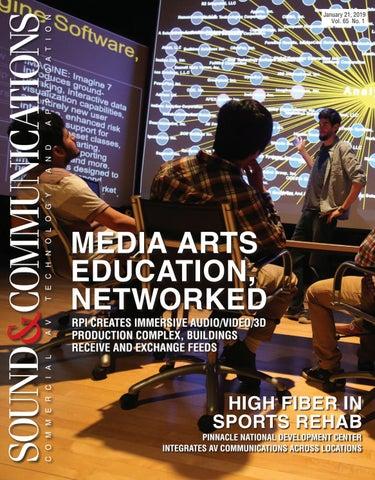 Sound & Communications January 2019, Vol 65 No 1 by Sound & Communications  - issuu