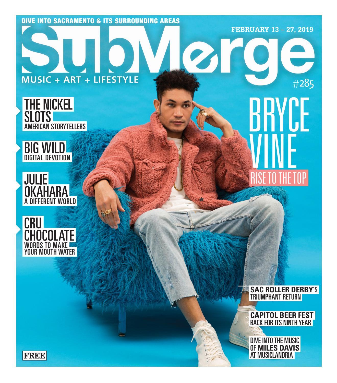 Submerge Magazine: Issue 285 (February 13 - February 27