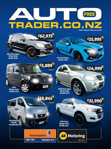 e1cd7599ec Autotrader NZ - Issue 1821 by AutotraderNZ - issuu