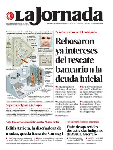 ed68691c69 La Jornada, 02/14/2019 by La Jornada - issuu