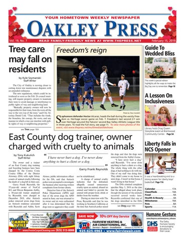 8a82930f8e3 Oakley Press 02.15.19 by Brentwood Press   Publishing - issuu
