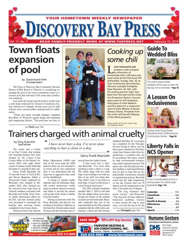258429deeb3 Discovery Bay Press 02.15.19 by Brentwood Press   Publishing - issuu