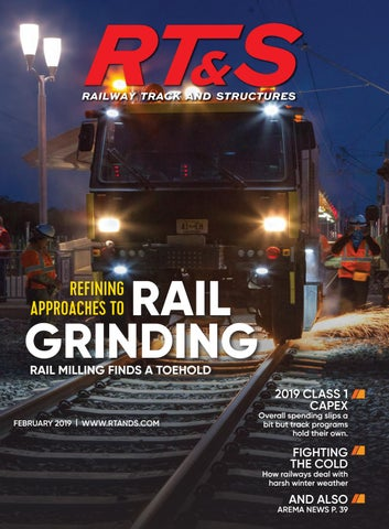 RT&S February 2019 by Railway Track & Structures - issuu