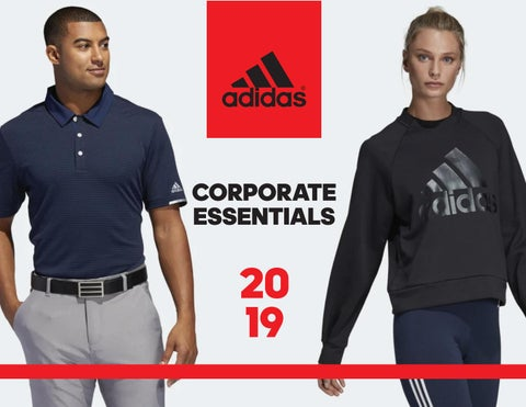 ce73693c 2019 Adidas Golf Collection by Synergy Branded Solutions - issuu