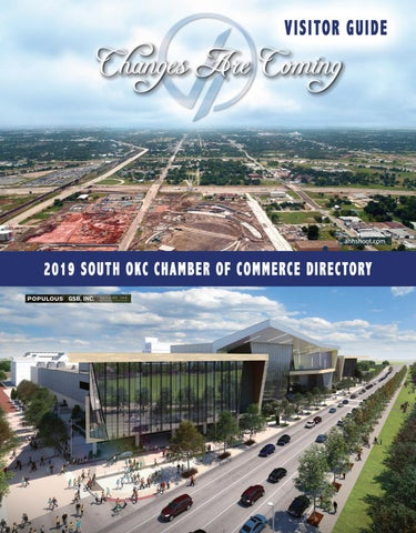South Oklahoma City Community Profile And Map By Town Square Publications Llc Issuu