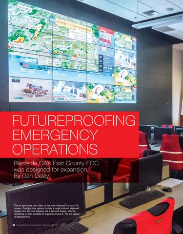 Page 34 of FUTUREPROOFING EMERGENCY OPERATIONS