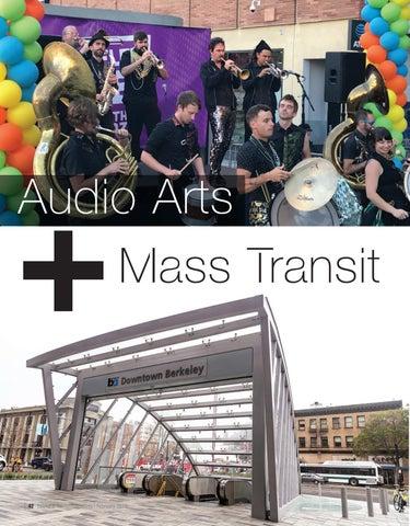 Page 42 of AUDIO ARTS + MASS TRANSIT = BART PLAZA