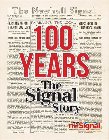 decbdeaee15 Signal 100th Anniversary - Revised by Signal - issuu