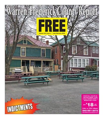 Late February 2019 Warren/Frederick County Report by Warren