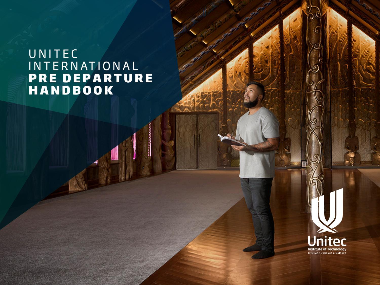 Unitec International Student Handbook by Unitec Institute of