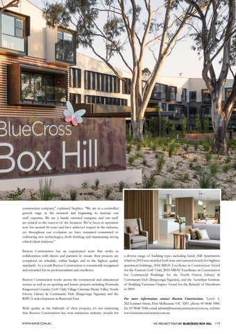 Page 115 of Bluecross Box Hill