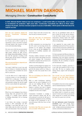 Page 24 of Executive Interview