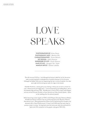 Page 24 of MunaLuchi Interview with Michelle Mitchenor