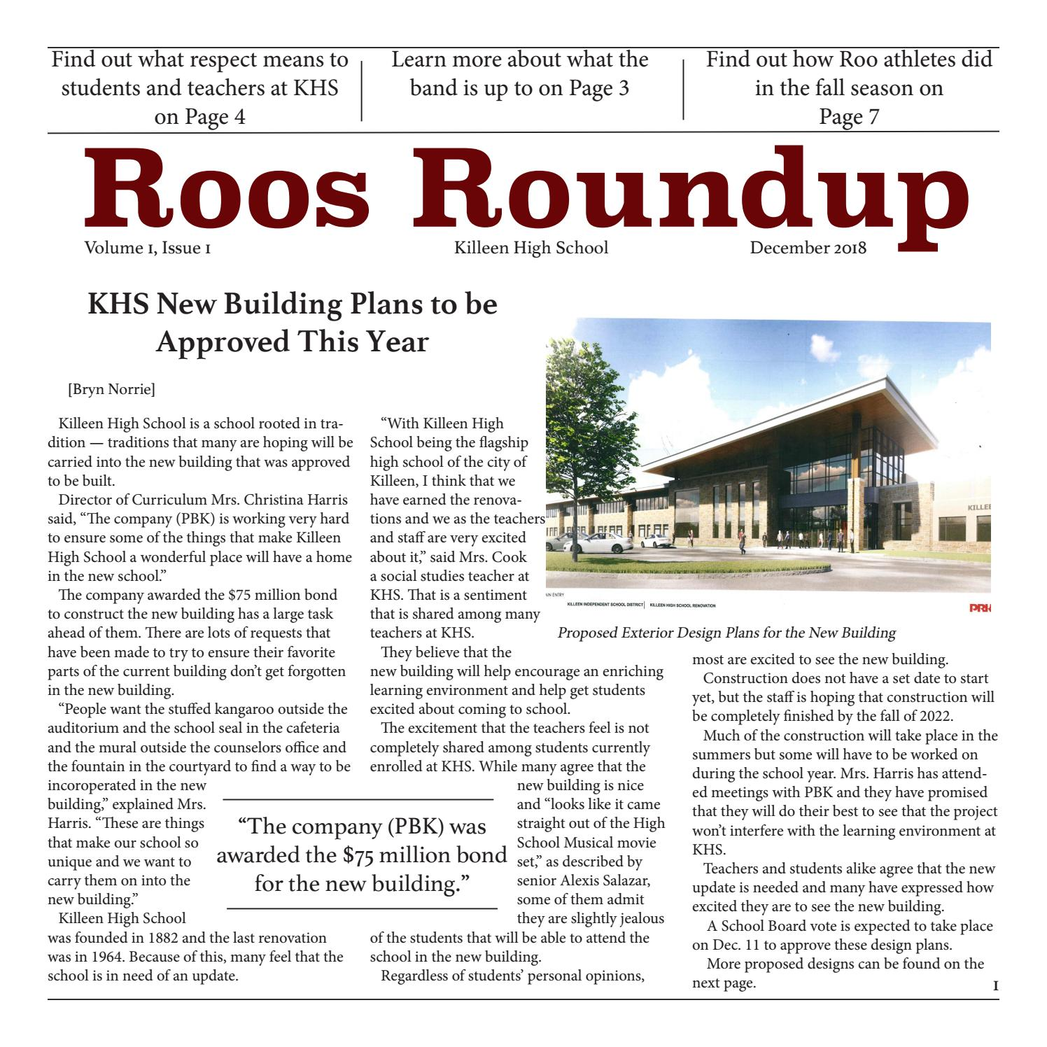 Roos Roundup December Edition by bryn norrie - issuu