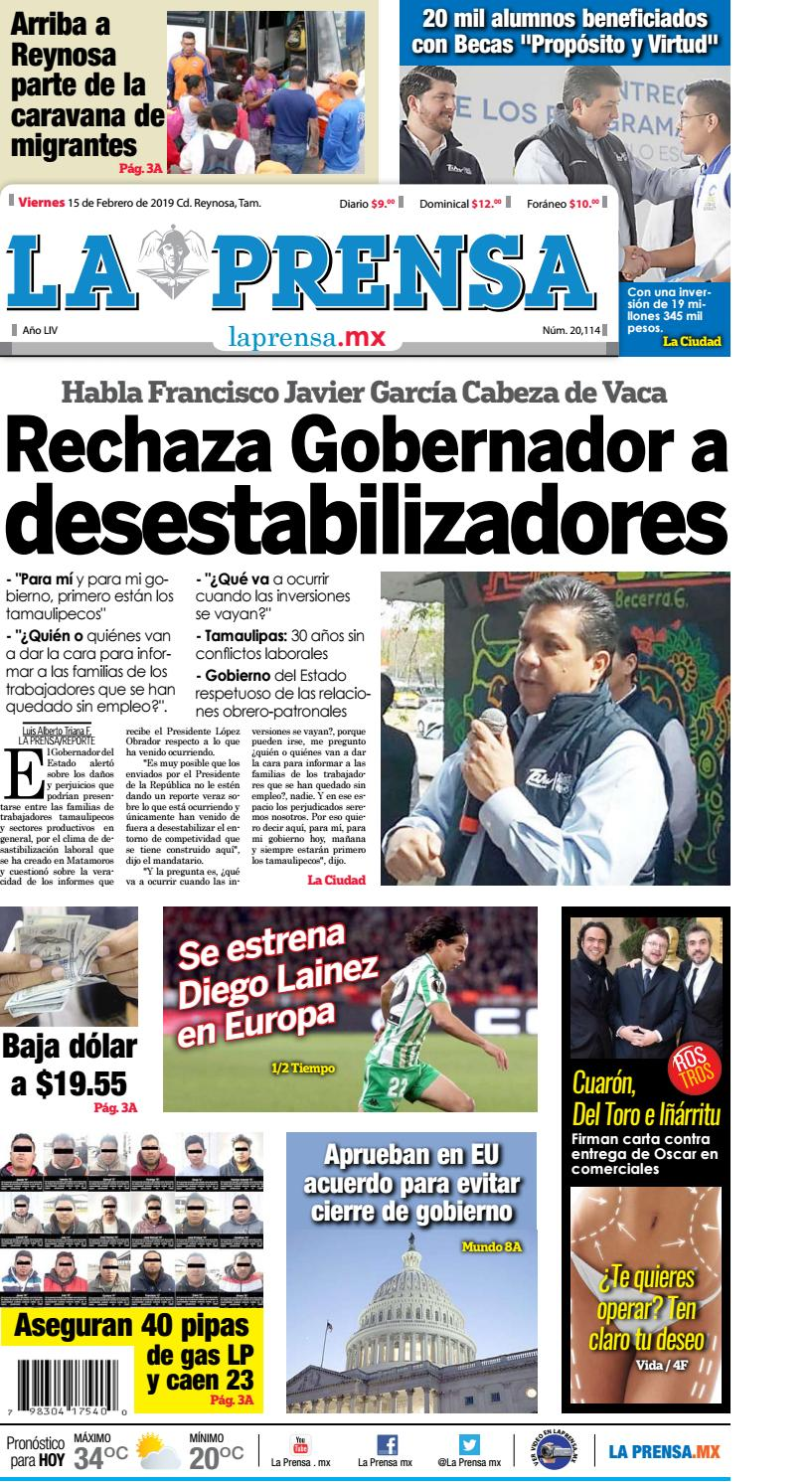 laprensa by La Prensa de Reynosa - issuu