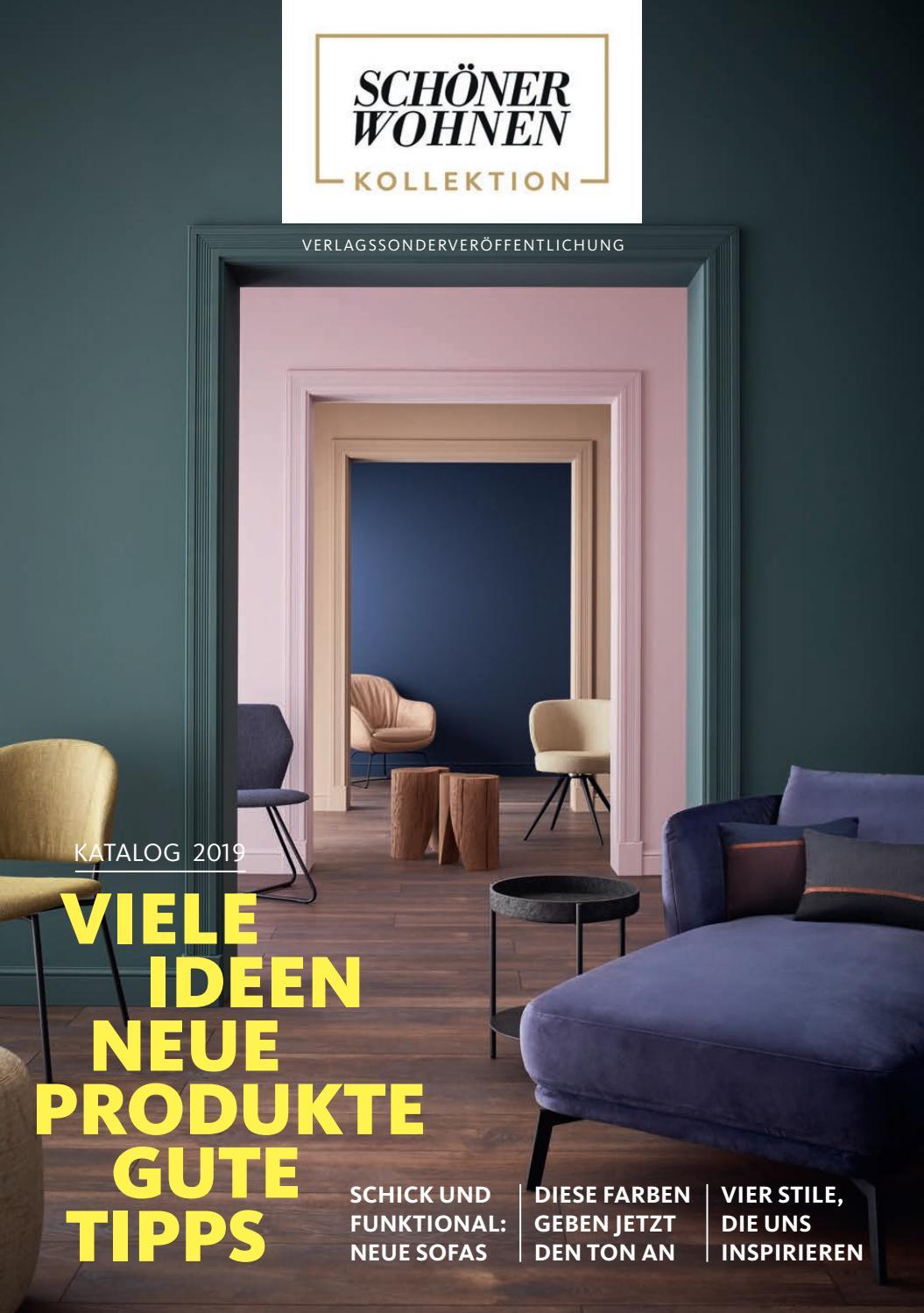 Schoner Wohnen Katalog 2019 By Nldm Issuu