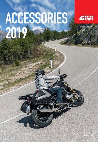 5bbe03201d3 GIVI |CATÁLOGO DE ACCESORIOS 2019 by El Motorista S.L. - issuu