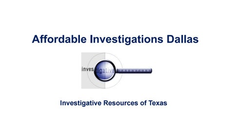 Surveillance Private Investigators in East Texas by Texas