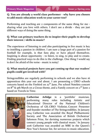 Page 51 of Interview with Catherine Arlidge MBE