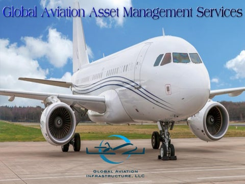 Global Aviation Asset Management Services by Global Aviation