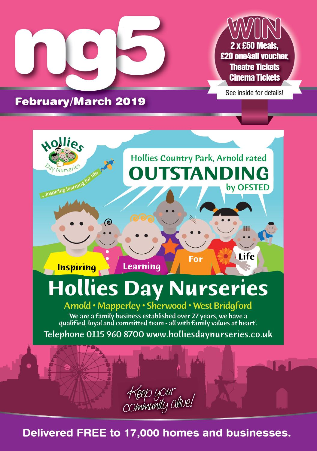 NG5 Arnold Feb/March 2019 by Ali Wale - issuu