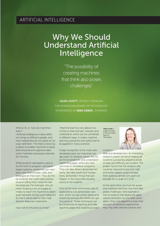 Synkron Magazine for Flexible Education by Fleksibel