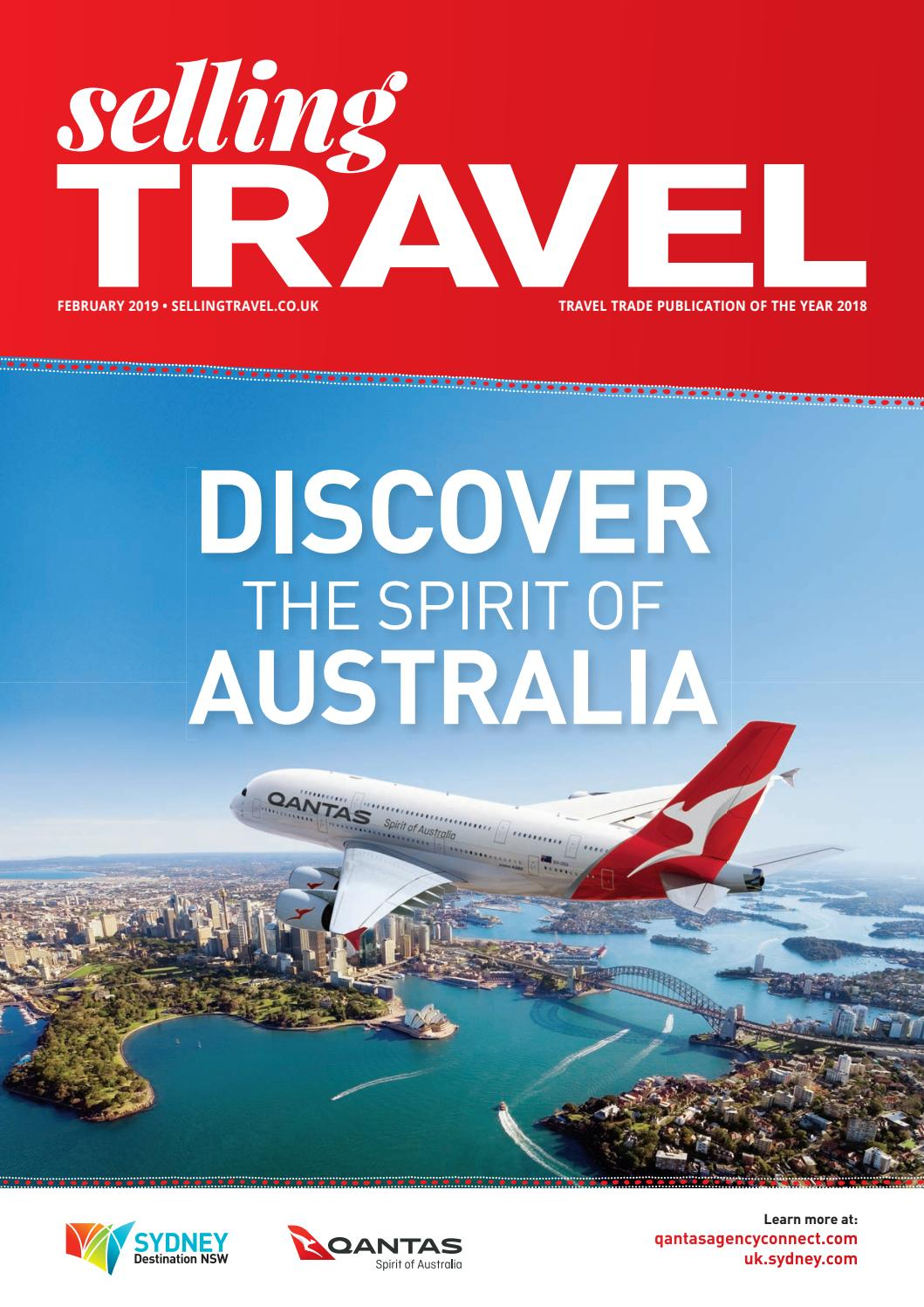 foto de Selling Travel February 2019 by BMI Publishing Ltd - issuu