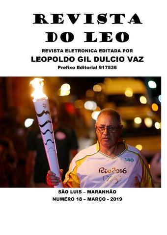 799224ab6c REVISTA DO LEO 16