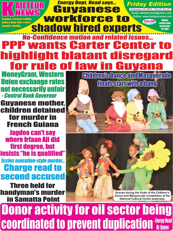 Kaieteur News by GxMedia - issuu 98c33f342