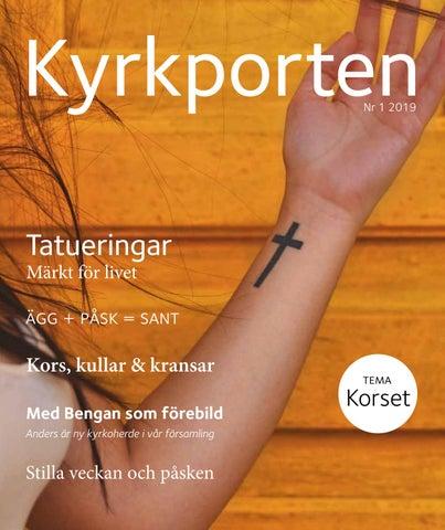 Kyrkporten 2019 #1 Tema: Korset by Lackalnga-Stvie