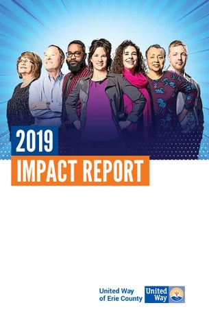 2019 United Way of Erie County Impact Report by United Way Erie - issuu