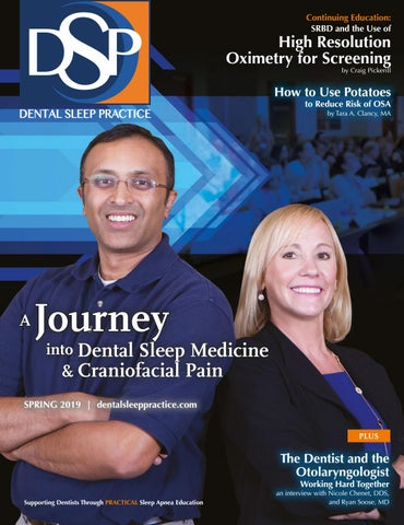 Dental Sleep Practice Spring 2019 by MedMark, LLC - issuu