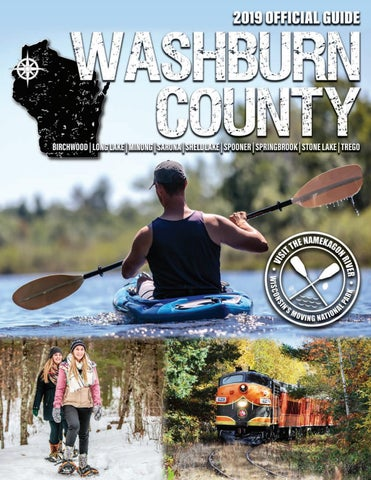2019 Washburn County Official Guide by Michelle Martin - issuu