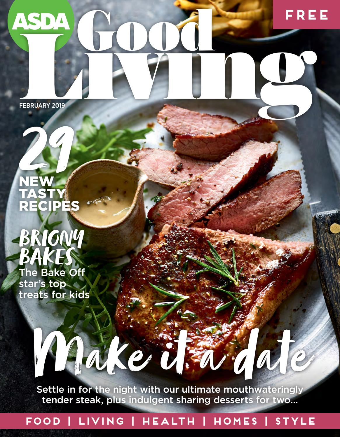 Asda Good Living Magazine February 2019 By Asda Issuu