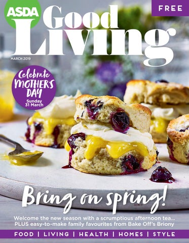 Asda Good Living Magazine March 2019 By Asda Issuu