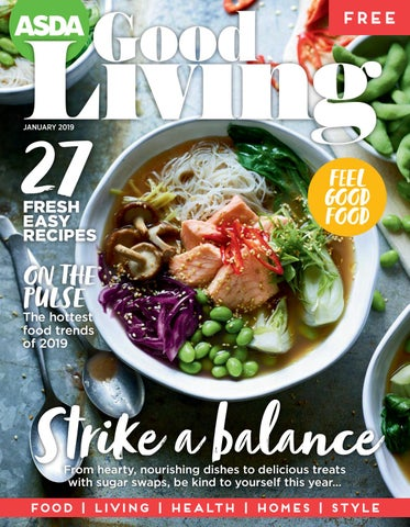 Asda Good Living Magazine January 2019 By Asda Issuu