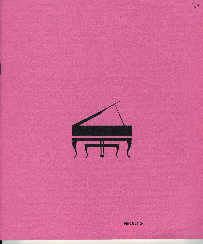 Third Van Cliburn International Piano Competition Program