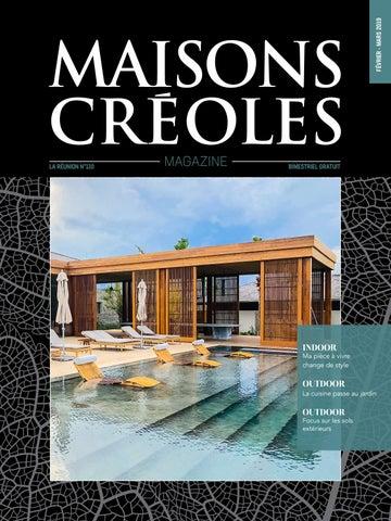 Magazine Maisons Créoles N°110 Réunion by Magazine Maisons ...